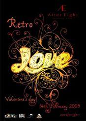 Retro Valentine's Day @ After Eight
