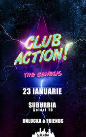 Club Action - Genesis @ Suburbia