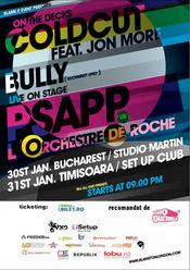 Psapp/Coldcut DJ Set @ Studio Martin