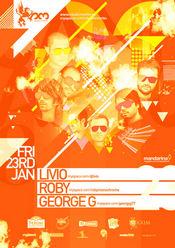 Livio / Roby / George G