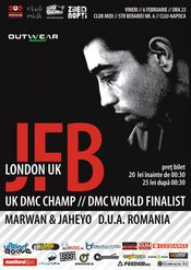 J F B ( London) Uk DMC Champion @Club MIDI
