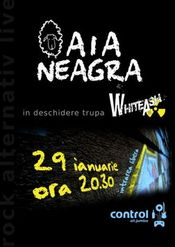 Concert Oaia Neagra @ Control