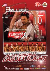 Ladies Night - Flamingo Boys in Bellagio Club