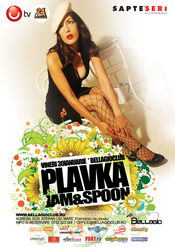 Super show, super party live Plavka - JAM & SPOON in Bellagio Club