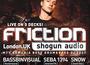 DJ FRICTION @ MIDI Club Cluj-Napoca