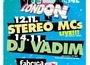 Stereo MCs live & DJ Vadim in Bucuresti