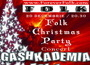Folk Christmas Party @ Crossroads