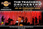 The Teachers Orchestra in Hard Rock Cafe
