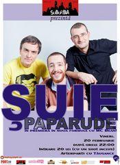 Suie Paparude @ Suburbia