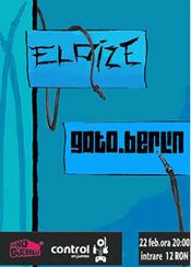 Eloize, Go to Berlin @ Control