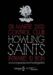 Howling Saints @ Control