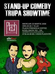 Stand-up comedy cu Trupa ShowTime
