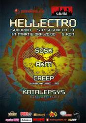 Hellectro @ Suburbia