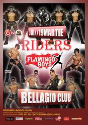 Ladies Night cu Flamingo Boys @ Bellagio