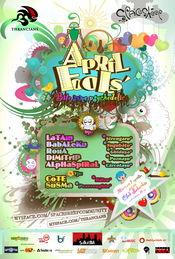 April Fools @ Suburbia