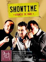 Showtime @ Plach