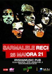 Sarmalele Reci @ Irish Music Pub
