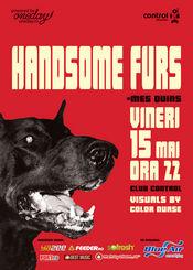 Concert Handsome Furs - OneDay Live 3