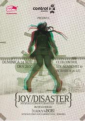 Joy Disaster @ Control