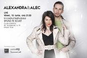 Alexandra & Alec LIVE @ Control