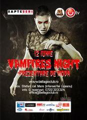 Vampires Night @ Bellagio