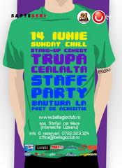 Sunday Chill & Staff Party Trupa Cealalta