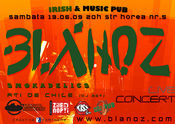 BLANOZ live @ Irish & Music Pub
