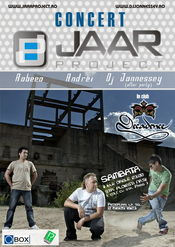 Concert Jaar Project @ Decadence Club