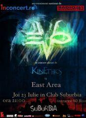 EVO, Kynethics si East Area @ Suburbia