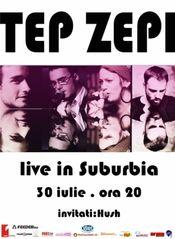 Tep Zepi @ Suburbia