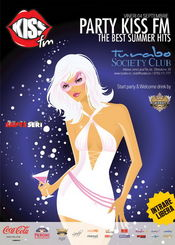 Party KISS FM - The best summer hits @ Turabo Society Club