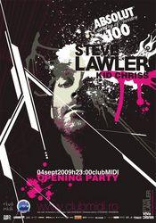 ReOpening Party cu Steve Lawler @ Club Midi