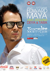 Edward Maya, Vika Jigulina & Friends live in concert la Turabo Society Club