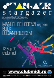 Stargazer Party @ Club Midi