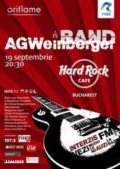 Interzis-FM, vezi muzici ce nu auzi la radio @ Hard Rock Cafe