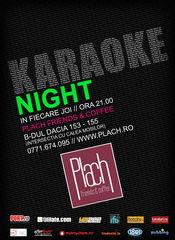 Karaoke Night @ Plach
