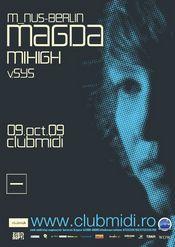 MAGDA (M-NUS Berlin) @ Club Midi