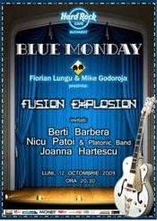 Fusion Explosion cu jazz, rock, blues si funk la Hard Rock Cafe