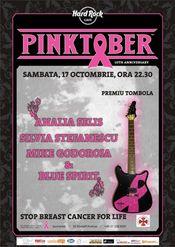 Pinktober @ Hard Rock Cafe