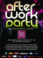 Afterwork Party @ Plach