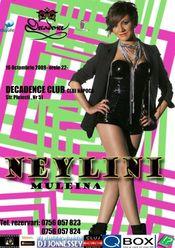 Neylini Live @ decadence Club