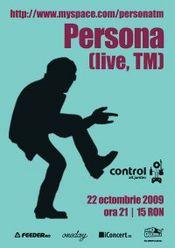 Persona live @Control
