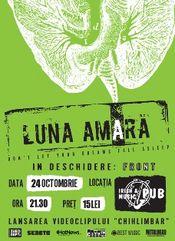 Luna Amara @ Irish Music Pub