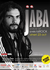 JABA - voice of Yves laRock in Turabo Society Club