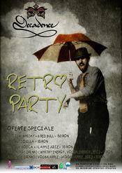 Retro Party @ Decadence