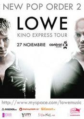 New Pop Order 2 - LOWE (SWE) @ Control