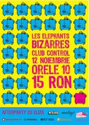 Les Elephants Bizarres @ Control
