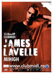 James Lavelle @ Club Midi