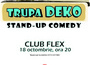 Stand-up comedy cu TRUPA DEKO