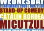 Comic Wednesday la Plach- Stand-up Comedy cu Catalin Bordea si Micutzul